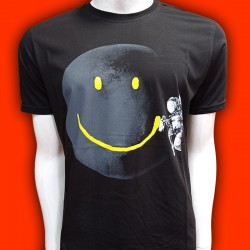 T-SHIRT MOON SMILE