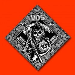 BANDANA SONS OF ANARCHY