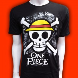 T-SHIRT ONE PIECE PIRATE