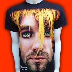 T-Shirt Kurt Cobain Nirvana