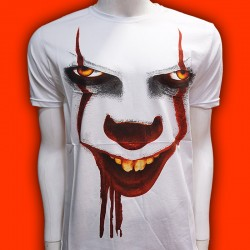 T-SHIRT THE CLOWN CA
