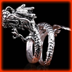 BAGUE GRAND DRAGON