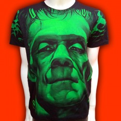 T-SHIRT FRANKENSTEIN