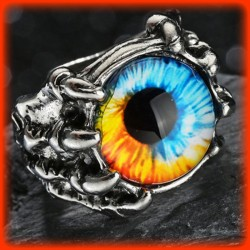 BAGUE EYE OF FIRE