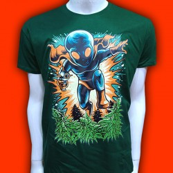 T-SHIRT SUPER-WEED
