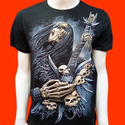 T-SHIRT HEAVY METAL