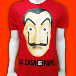 T-SHIRT LA CASE DE PAPEL