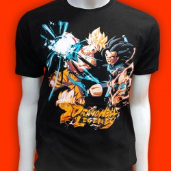 T-SHIRT DRAGON BALL Z